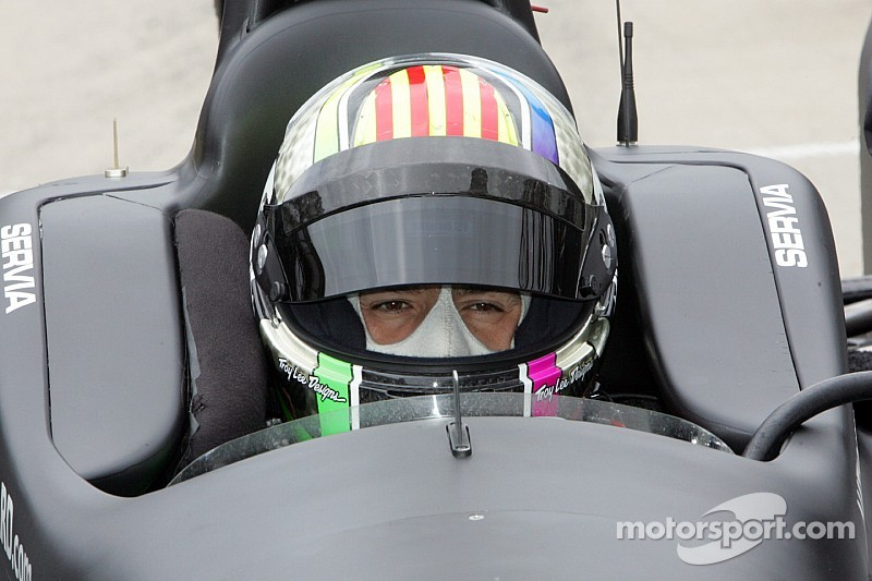 RLLR to run Servia in Indianapolis 500