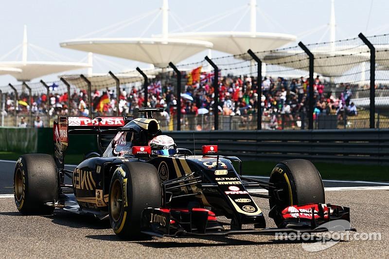 Lotus - Une course au développement pour rattraper Williams