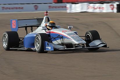 Matthew Brabham returns with Andretti for Long Beach