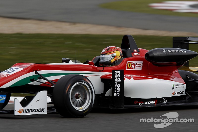 Stroll: No pressure being a Ferrari driver