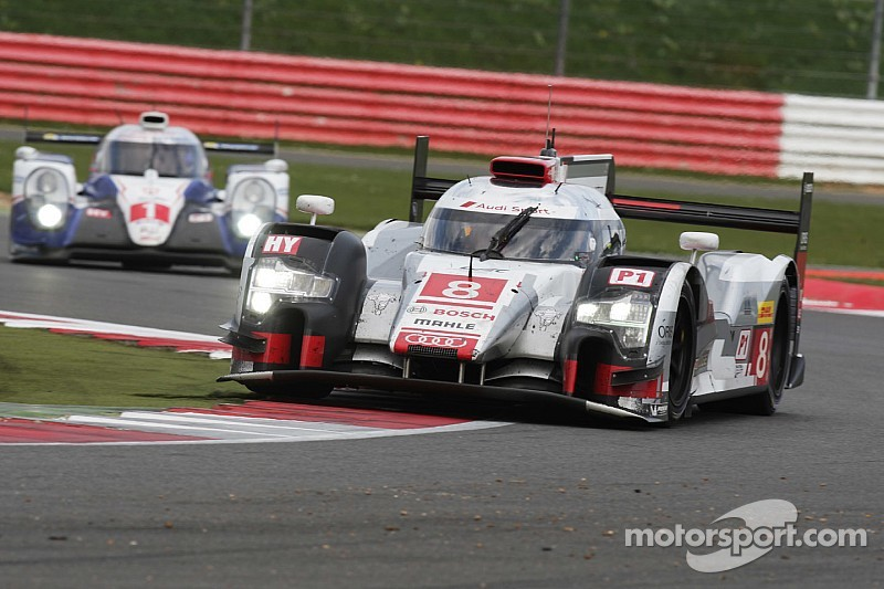 Advantage Audi in clash of the WEC titans