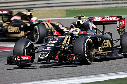"Maldonado frustrated to lose ""easy points"" in China"