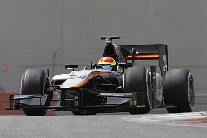 Hilmer to miss Bahrain GP2 race