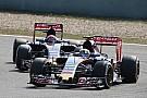 Tost, impresionado por el dúo de Toro Rosso