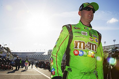 Kyle Busch takes road to recovery one day at a time