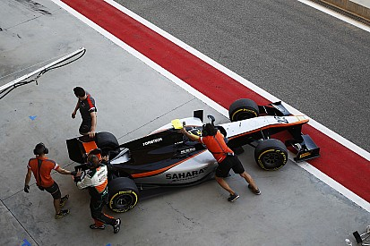 Budget reasons forced Hilmer out of GP2 opener