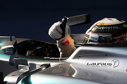 """Hamilton: Mercedes is """"reunited as a team"""""""