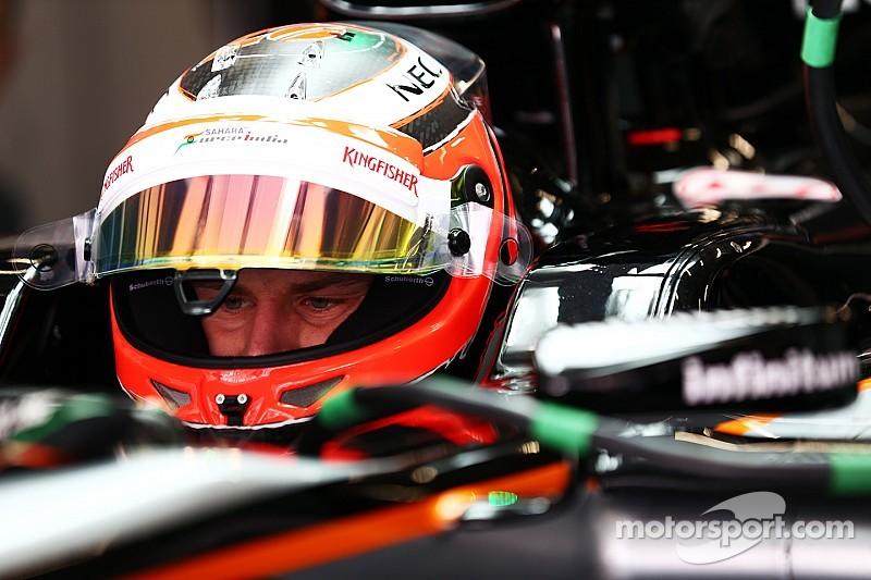 Hulkenberg admite que la situación en Force India es difícil