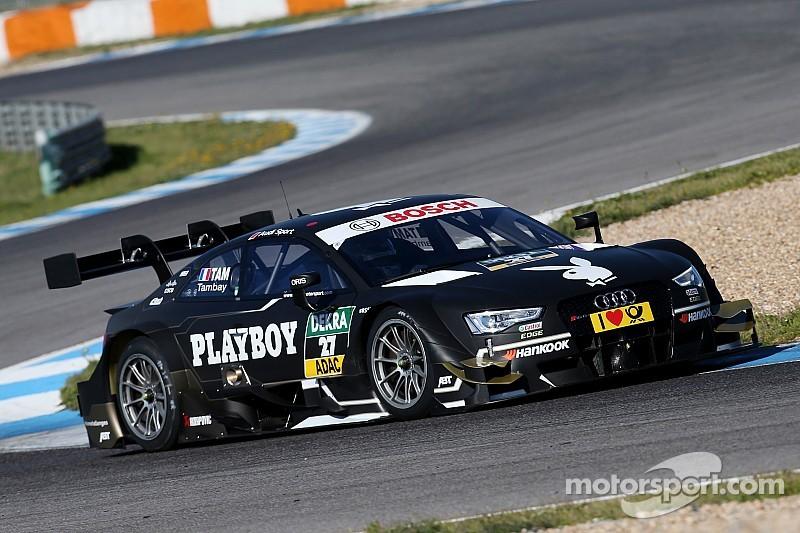 Audi before thrilling 2015 DTM season