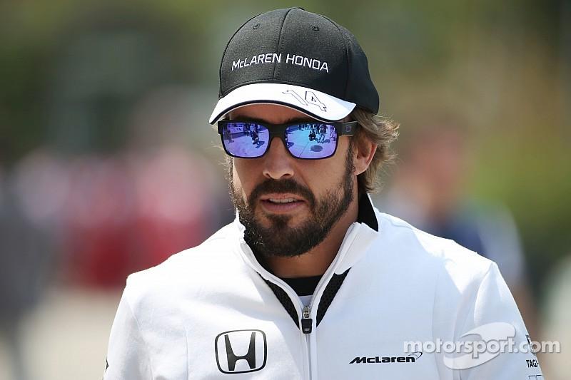 Alonso lo ve como un reto
