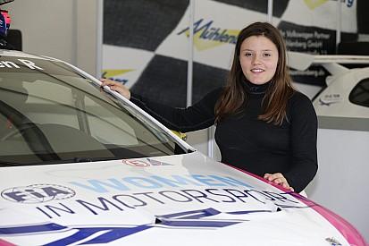 Lucile Cypriano, une Française en TCR à Valencia