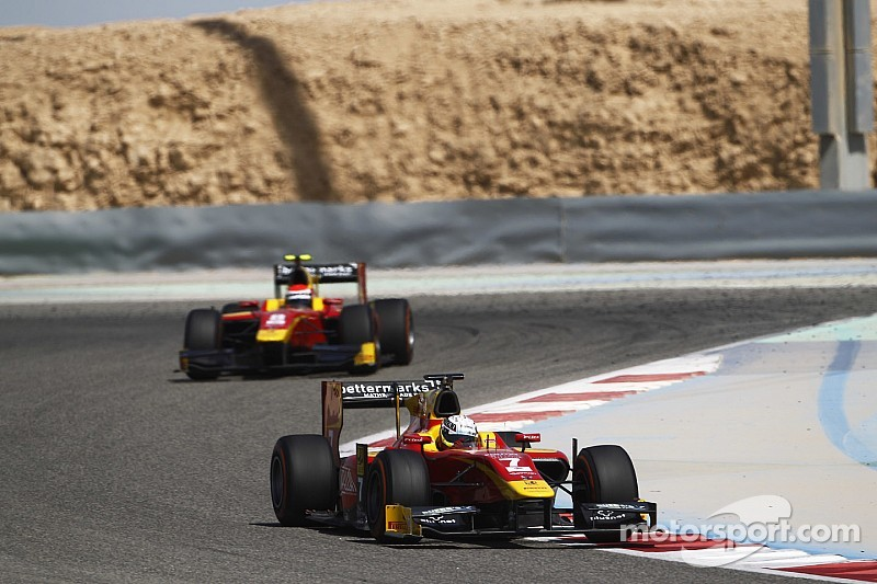 King leads opening GP2 practice on debut