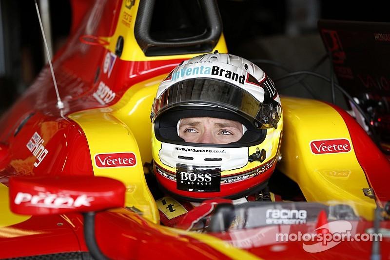 King, el más rápido en Baréin