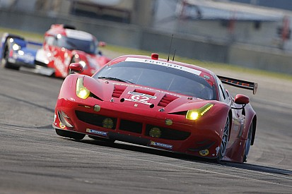 Risi Competizione takes on the Long Beach Street Circuit in the Sports Car Showcase at Long Beach
