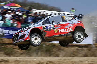 Hyundai Motorsport looks to continue positive momentum at Rally Argentina
