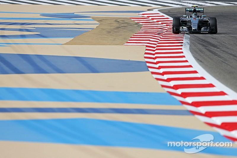 """Rosberg - """"Le rythme des Ferrari est vraiment inquiétant"""""""
