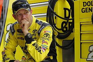 NASCAR Cup Interview Matt Kenseth isn't contemplating his next chapter