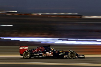 В Toro Rosso отметили проблемы с тормозами