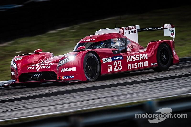 2.000 km sous la pluie pour la Nissan GT-R LM Nismo