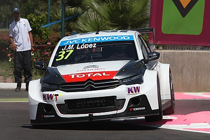 Lopez quickest in first Marrakech practice