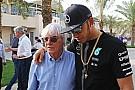 Экклстоун хотел бы видеть Хэмилтона в Ferrari