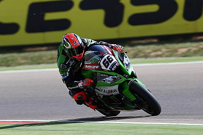 Sykes claims his first Superpole of the season