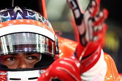 Will Stevens devance Merhi à nouveau