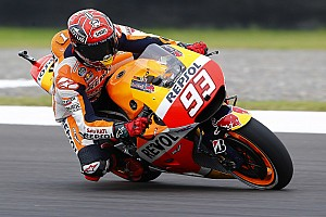 MotoGP Practice report Marquez back on top in Argentina MotoGP FP3