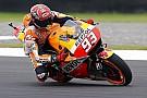 Marquez back on top in Argentina MotoGP FP3