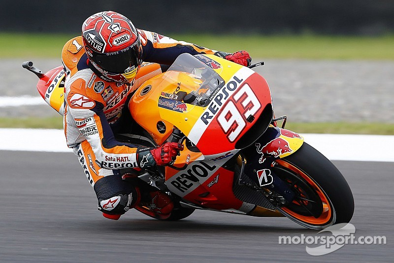 Marquez back on top in Argentina MotoGP FP3