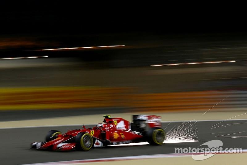 Bahrain GP: Provisional starting grid