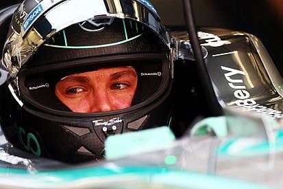 Rosberg admits he underestimated Vettel