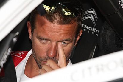 Loeb n'avait pas retrouvé le feeling en qualifications