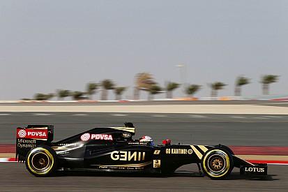 Grosjean a réussi à passer en Q3