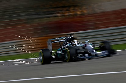 Hamilton fears Vettel's threat in Bahrain
