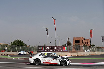 Marrakech grid confirmed following raft of penalties