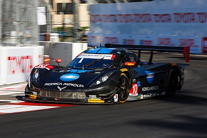 Le Taylor Racing l'emporte à Long Beach