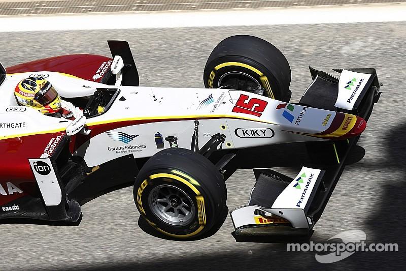 Харьянто выиграл вторую гонку в Бахрейне
