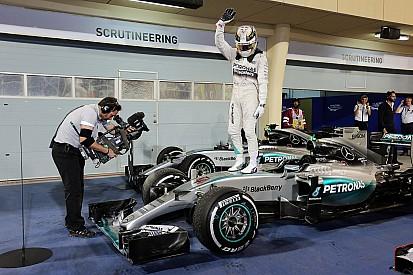 Льюис Хэмилтон победил на Гран При Бахрейна