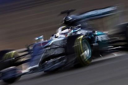 """Hamilton - """"Ferrari nous a vraiment donné du fil à retordre""""!"""