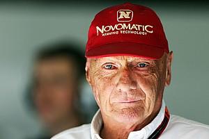 Формула 1 Новость Лауда: Нико отлично провел гонку