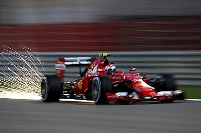 """Räikkönen - """"On n'est jamais heureux quand on finit second"""""""