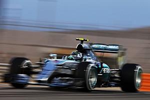 Формула 1 Новость Росберг: Мне понравилось обгонять алые машины