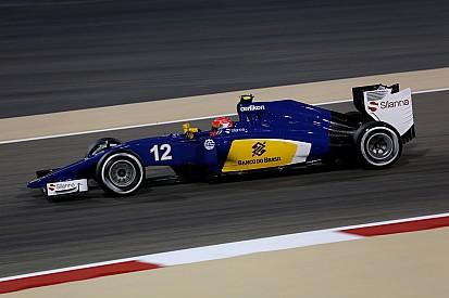 Nasr a perdu beaucoup au premier virage à Bahreïn