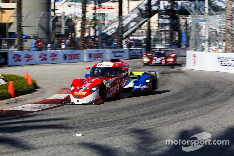 Electrical issue ends the day early for DeltaWing