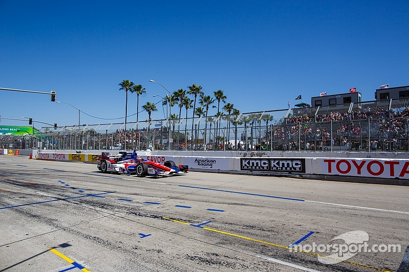 LIVE IndyCar - Grand Prix de Long Beach en direct