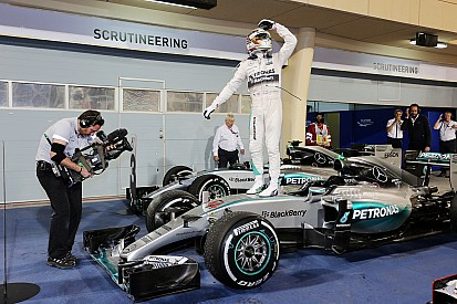 Хэмилтон: Я люблю эту машину