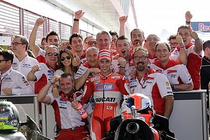 Une belle performance globale pour Ducati en Argentine