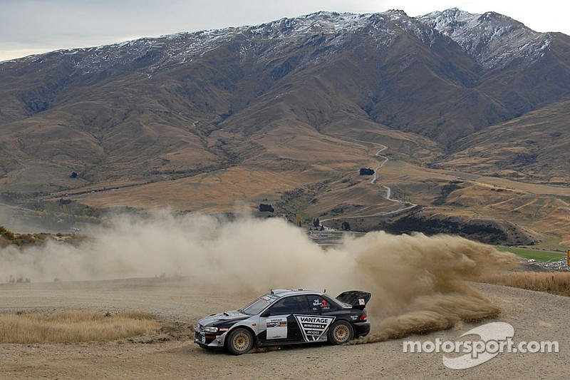 McRae takes Race to the Sky win