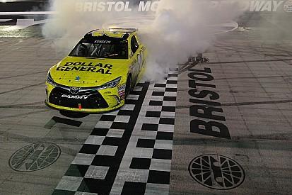 Matt Kenseth triunfa en épica carrera en Bristol